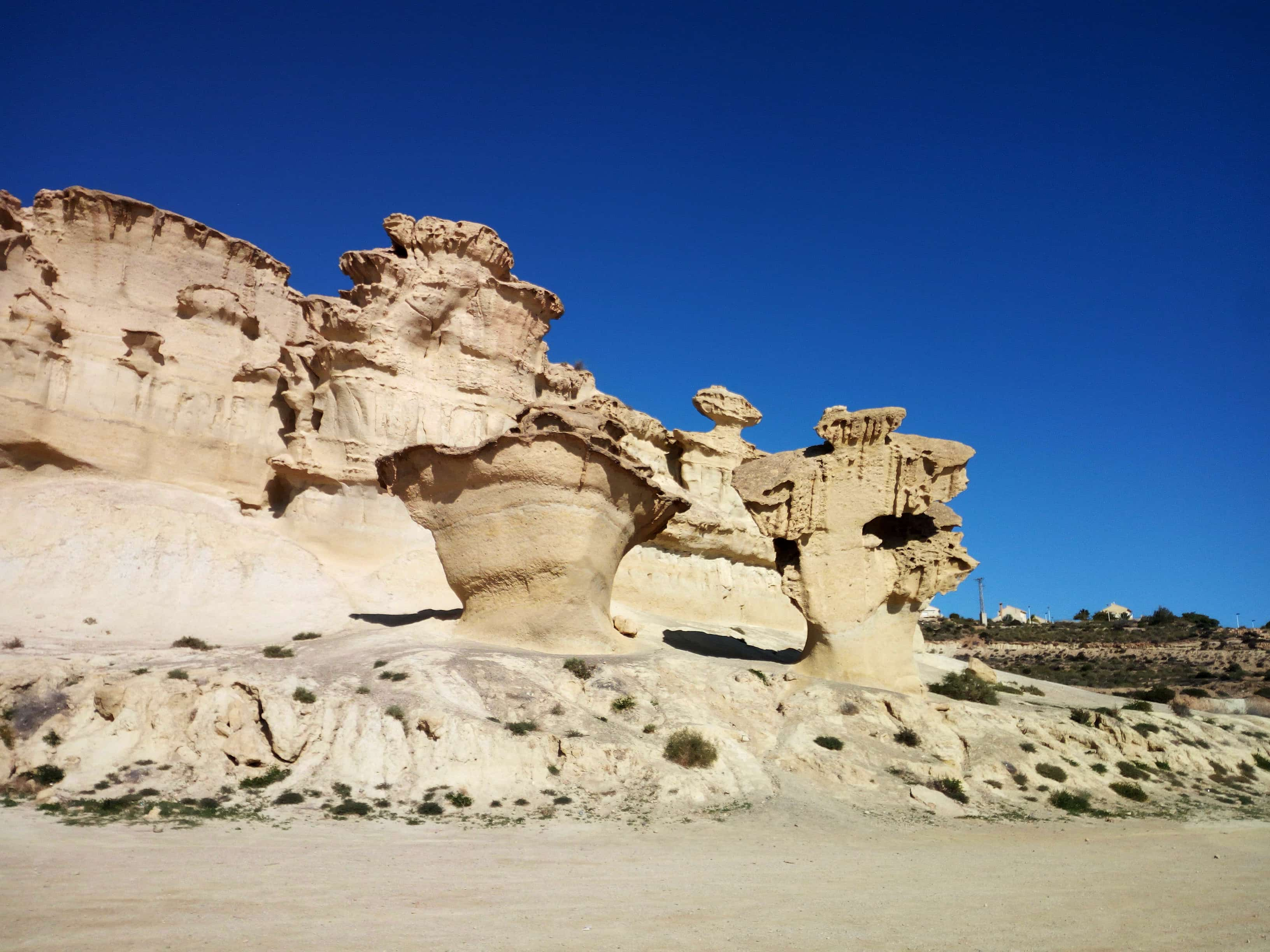 Bolnuevo erosions: a magical place